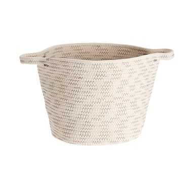 Sloan Cotton Rope Small - Natural - Pottery Barn Kids