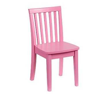 Carolina Play Chair, Bright Pink - Pottery Barn Kids