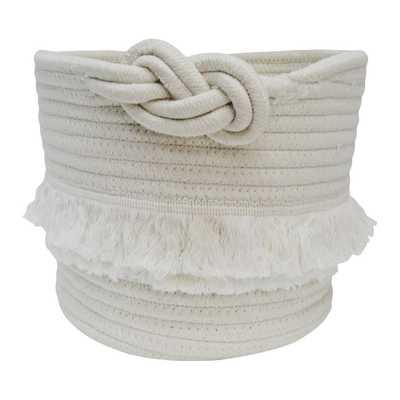 Decorative Basket Pillowfort Natural - Pillowfort™ - Target