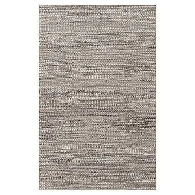 Woven Pebbles Rug, 8x10, Gray - Pottery Barn Teen