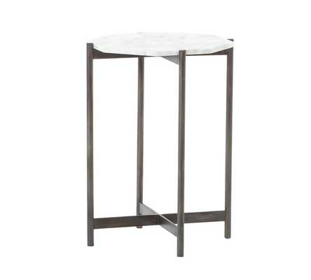 MONTAGUE SIDE TABLE - Pottery Barn