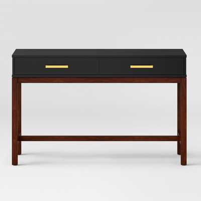 Guthrie Two Tone Console Table Matte Black - Project 62™ - Target