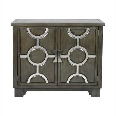 Caine Accent Cabinet - Hudsonhill Foundry