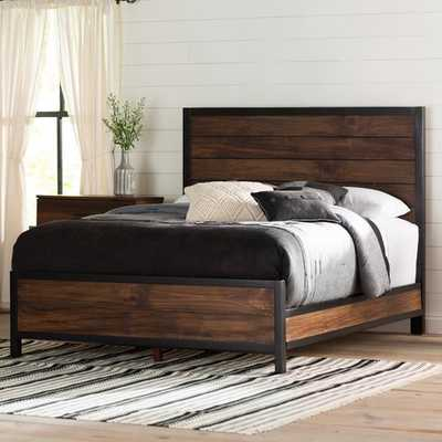 Jaiden Panel Bed - Wayfair