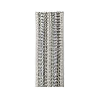 Carmelo Patterned Curtain Panel 50x84 - Crate and Barrel