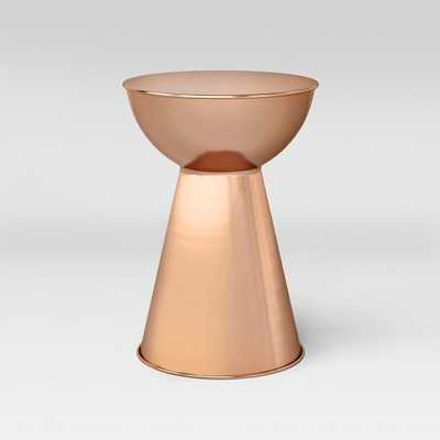 Hourglass Accent Table - Copper - Project 62 - Target