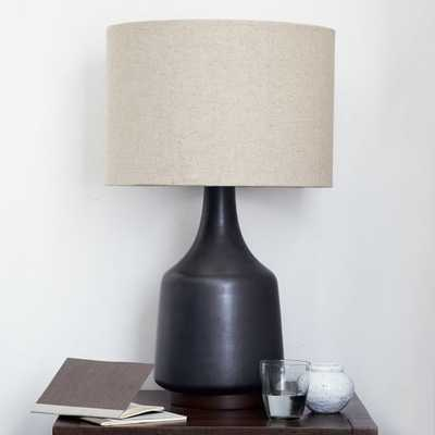 Morten Table Lamp - Black - West Elm