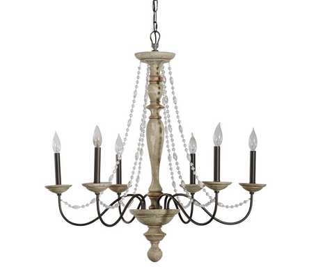Venice Chandelier - Pottery Barn