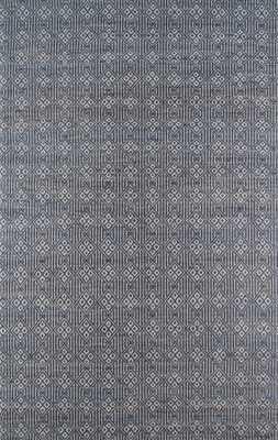 BEN-03 BLUE RUG, 5'x8' - Sera Rugs