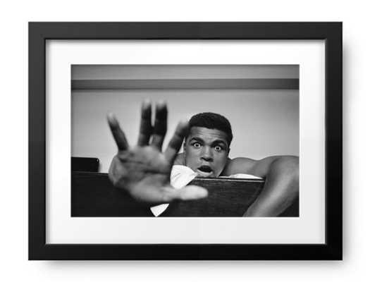 Give Me Five Len Trievnor - Photos.com by Getty Images