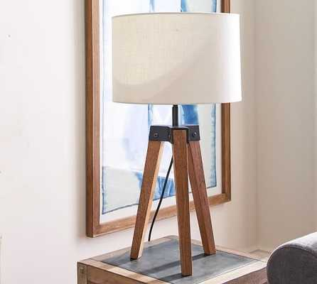 MILES TABLE LAMP - Pottery Barn