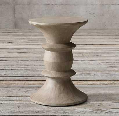 BELLFLOWER SIDE TABLE - RH