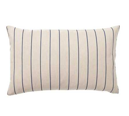 "CORONADO STRIPE PILLOW COVER - 16"" x 26"" - Pottery Barn"