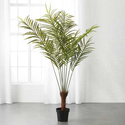 Potted Faux Palm Tree - CB2