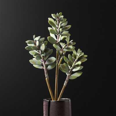 Faux Succulent Stem - CB2