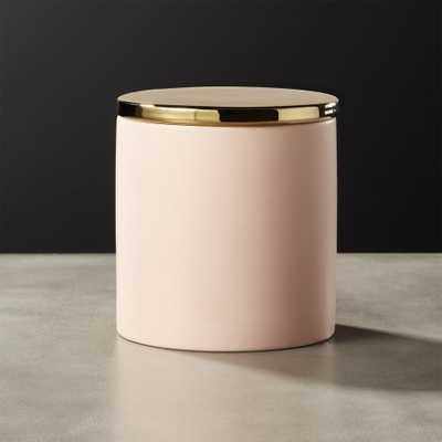 Pink Canister - CB2