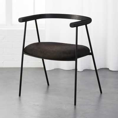 Isa Black Conference Chair - CB2