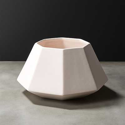Sulli Light Pink Planter - CB2
