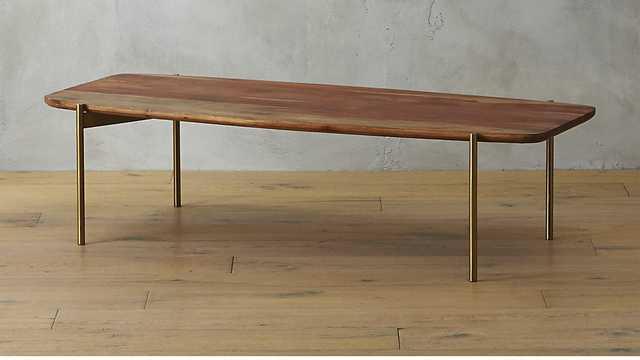 adam coffee table - CB2