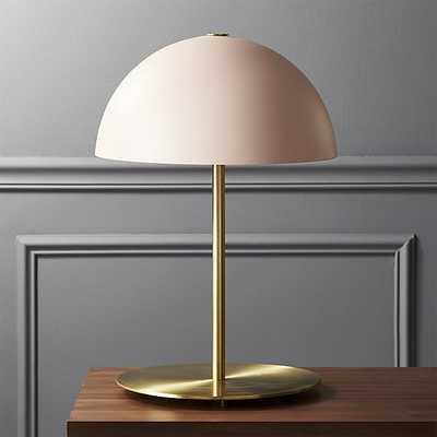 Hanna Pink Table Lamp - CB2