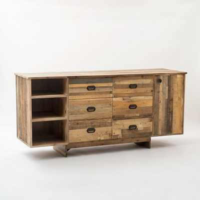 Emmerson® Reclaimed Wood Buffet - Large - West Elm