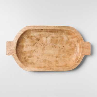 Decorative Wood Bowl - Threshold™ - Target