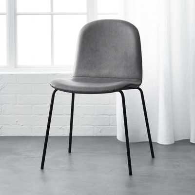 Primitivo Grey Chair - CB2