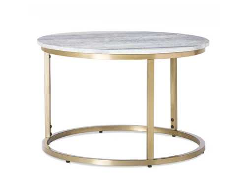 Marble Top Coffee Table - Threshold - Large - Target