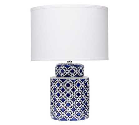 Carroll Table Lamp - Pottery Barn