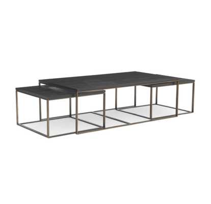 ALLURE NESTING COCKTAIL TABLE - Mitchell Gold + Bob Williams