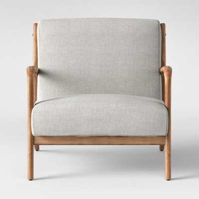 Esters Wood Arm Chair- Project 62- Millbrook Husk - Target