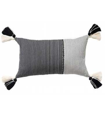 Renata Striped Pillow - Lulu and Georgia
