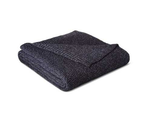 Sweater Knit Blanket - Threshold™  Queen - Target