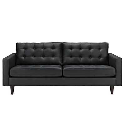 EMPRESS 3 PIECE LEATHER  SOFA - Modway Furniture