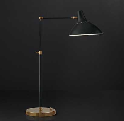 CHARLTON TABLE LAMP - RH