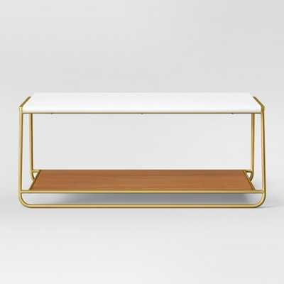 Sayer Coffee Table White - Project 62™ - Target