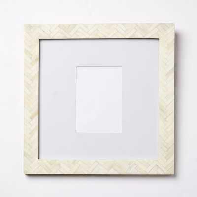 Bone Gallery Frames - West Elm