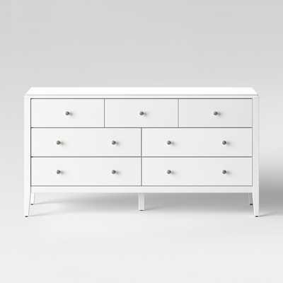 Pelham Horizontal Dresser White - Threshold™ - Target