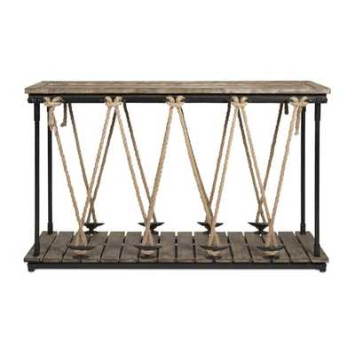Astern Rope Console - Mercer Collection