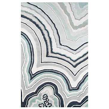 Swale Rug - Blue - Z Gallerie
