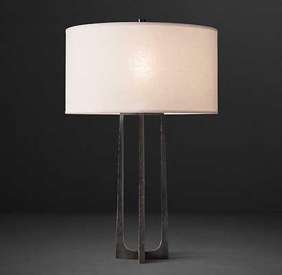 WRIGHT TABLE LAMP - RH