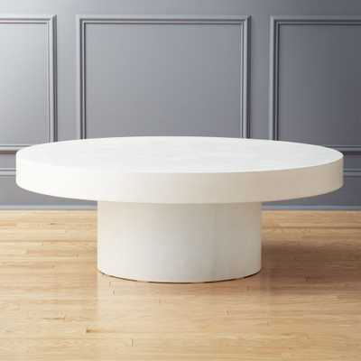 Shroom Large Coffee Table - CB2