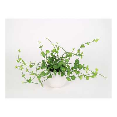 Faux Vine Plant in White Pot - Project 62™ - Target