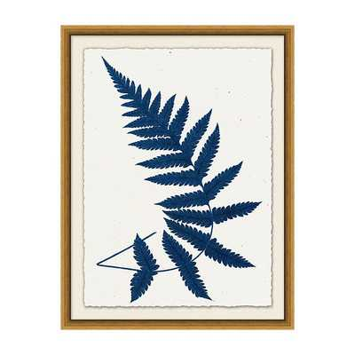 Fern Leaf Art, Print IV - Ballard Designs