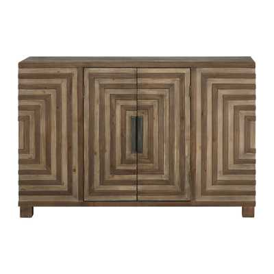 Layton, Console Cabinet - Hudsonhill Foundry