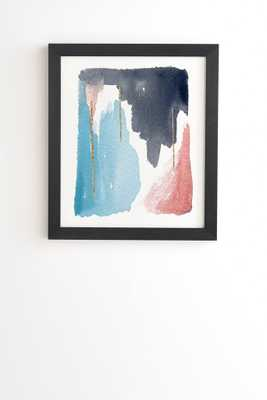 MOVING MOUNTAINS Framed Wall Art - Wander Print Co.