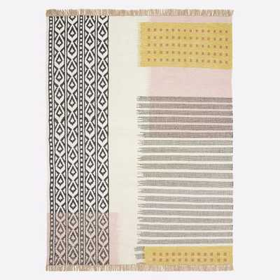 Ikat Mix Indoor/Outdoor Rug - West Elm