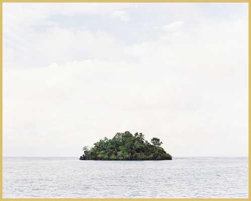 """Island -29""""x24"""" - Artfully Walls"""