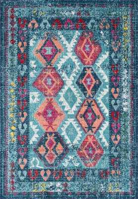 Tribal Mayola Rug 5x8' - Loom 23