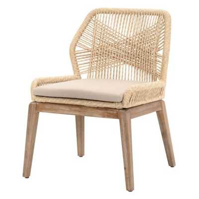 Orient Express Furniture Loom Dining Side Chair - Set of 2 - Hayneedle